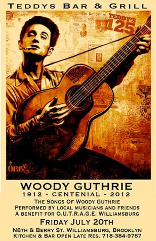 Woody Guthrie Centenial Celebration